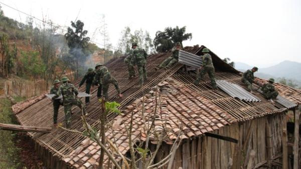 Cao Bằng: Ấm áp tình quân dân nơi biên giới