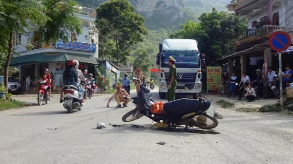 Cao Bằng: Tai nạn giao thông khiến 1 người tử vong