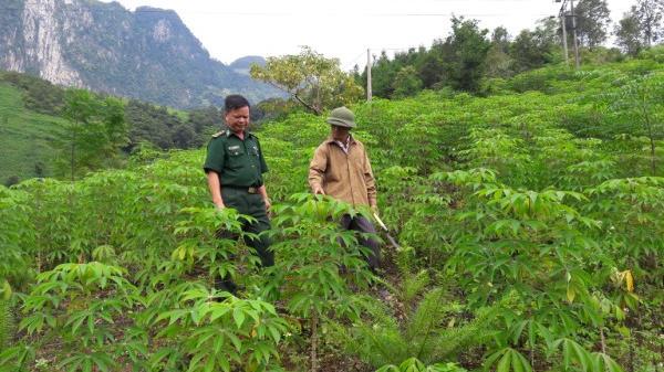 """Choáng ngợp trước sự """"thay da đổi thịt"""" của huyện nghèo biên giới Cao Bằng"""