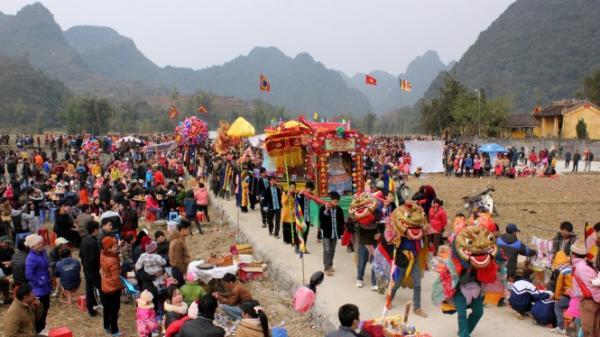 Chùa Sùng Phúc - điểm du lịch Cao Bằng