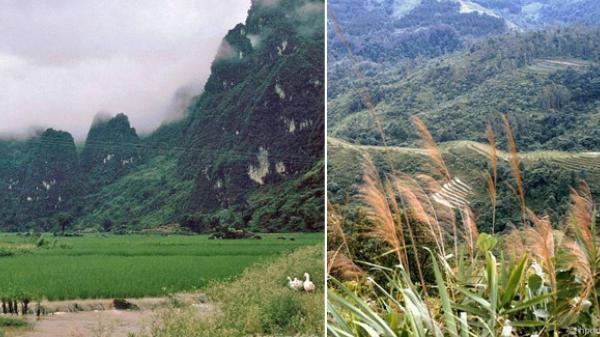 Kho ảnh khổng lồ về VN 1991-1993: Cao Bằng ban sơ