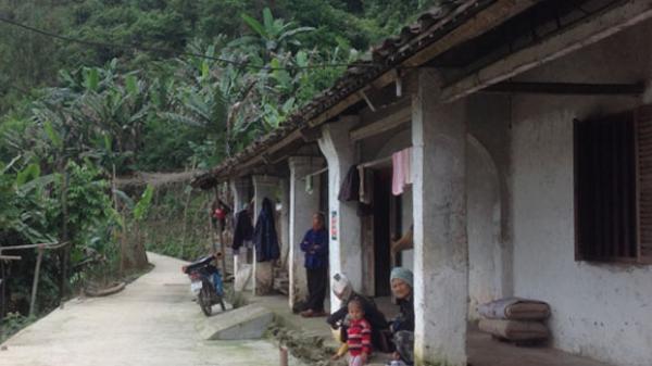 Độc đáo nhà trình tường của người Dao Tiền ở Cao Bằng