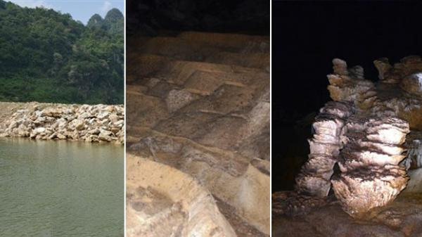 Khám phá hang Pác Ả ở Phan Thanh