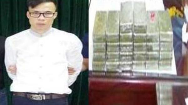 """Độc hành xuyên đêm cùng ô tô, """"găm"""" 26 bánh heroin tiêu thụ tại Cao Bằng"""