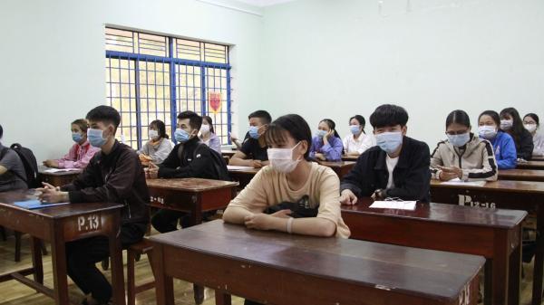 Đắk Lắk: Không cắt xén, dồn ép chương trình cuối năm học