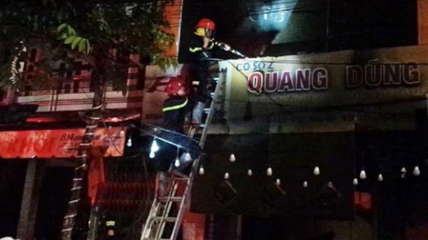 Cháy tiệm bán đồ điện, cả gia đình trẻ 4 người tử vong, trong đó có phụ nữ đang mang thai