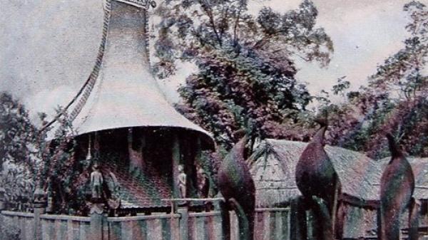 Những hình ảnh hiếm có về Đắk Lắk năm 1930
