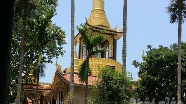 Uy nghiêm chùa Phổ Quang miền sơn cước