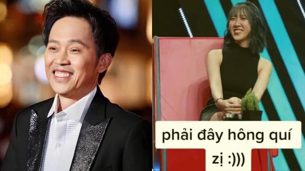 """Netizen xôn xao hình nghi vấn """"cô gái 12 mối tình"""" Đoan Minh thân thiết với Hoài Linh, thực hư thế nào?"""