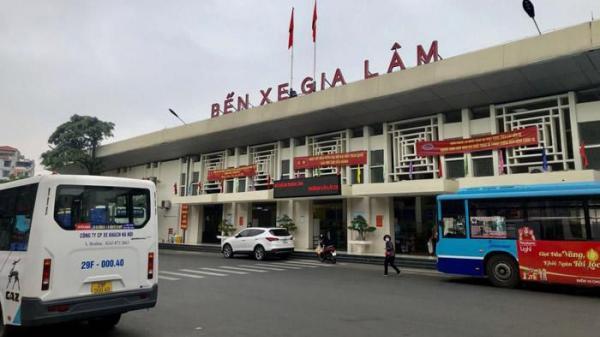 Tạm dừng hoạt động vận tải hành khách công cộng từ Hà Nội đến 14 tỉnh, thành phố