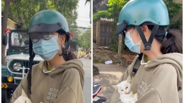 """Cán bộ chặn nữ sinh đi chữa bệnh cho mèo lên tiếng: """"Nếu bạn quý con mèo hơn tính mạng của bạn và người thân trong gia đình thì tôi chân thành xin lỗi"""""""