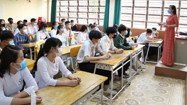 Danh sách 25 tỉnh, thành 'vùng xanh' thông báo cho học sinh trở lại trường học trực tiếp