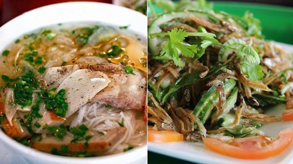 Đến Buôn Mê Thuột thưởng thức bánh canh cá dầm và gỏi cà đắng cá cơm nức tiếng