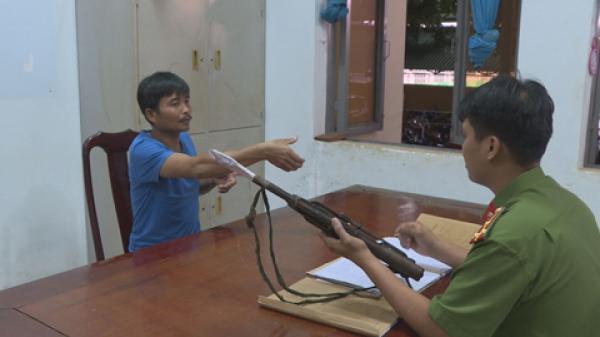 Đắk Lắk: Truy tố kẻ dùng súng AK bắn xuyên yết hầu đối thủ