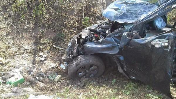 Đắk Lắk: Đi đám cưới, xe ô tô mất lái khiến 5 người thương vong