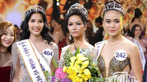 Tân Hoa hậu Hoàn vũ Việt Nam 2017 H'Hen Niê khóa facebook ngay sau khi đăng quang