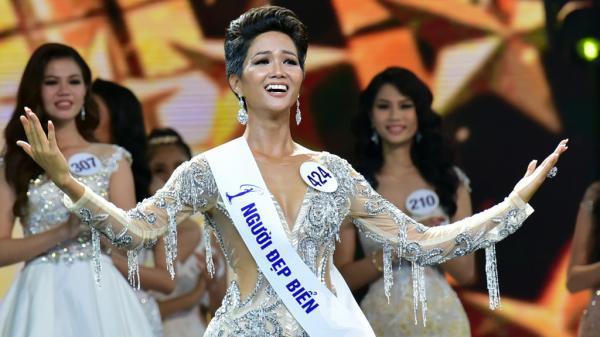 10 điều đặc biệt về Hoa hậu Hoàn vũ Việt Nam 2017 H'Hen Niê