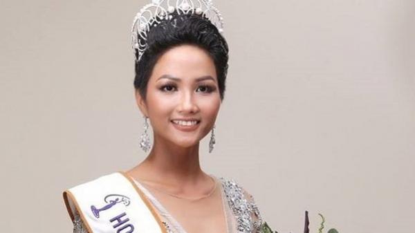 Hoa hậu H'Hen Niê muốn được đón về buôn bằng... xe máy cày