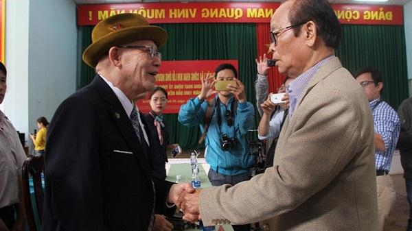 Công an Đắk Lắk xin lỗi người bị bắt oan hơn 30 năm trước