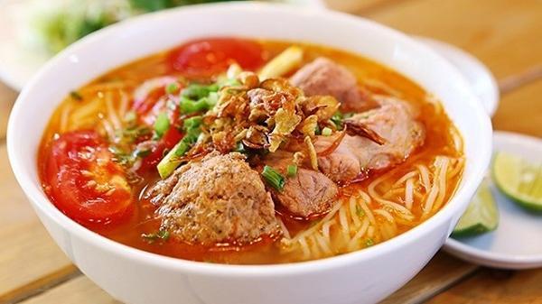 Món ngon Phương Nam: Bún chìa, bún riêu Buôn Ma Thuột