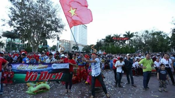 Sẽ tường thuật trực tiếp trận Chung kết Giải Vô địch U23 châu Á tại trung tâm T.P Buôn Ma Thuột