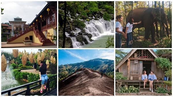 15 điểm đến tuyệt vời ở Đắk Lắk dịp Tết Nguyên Đán