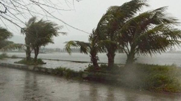 Tin bão mới nhất: Cận tết, bão Sanba đang tiến nhanh về phía biển Đông