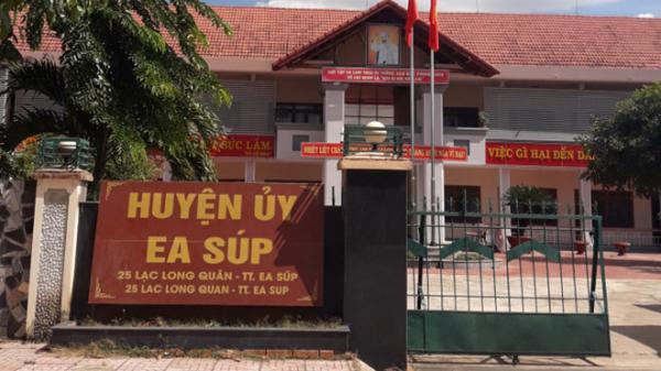 Đắk Lắk: Kỷ luật Trưởng ban Tổ chức huyện ủy vì tham mưu bổ nhiệm người thân