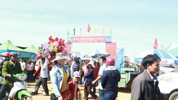 """Người dân nô nức tham dự Lễ hội Văn hóa dân gian Việt Bắc trên Tây Nguyên                                <span class=""""ico-photo""""></span>"""