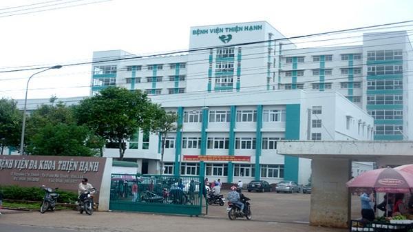 Xuất hiện ổ dịch Viêm gan siêu vi A tại huyện Lắk
