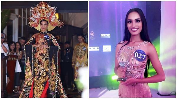 Cô gái Đắk Lắk giành Á quân Người mẫu thời trang Việt Nam 2018