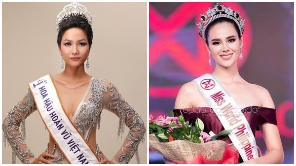 Đối thủ của H'Hen Niê tại Miss Universe 2018 gây shock với quá khứ thi sắc đẹp lẫy lừng