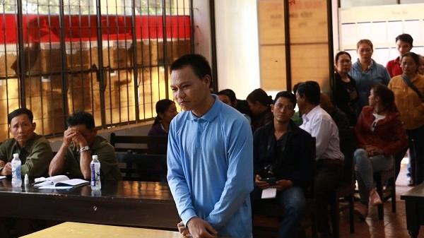 Đắk Lắk: Gã bảo vệ hiếp dâm bé 4 tuổi đến ngất xỉu lãnh án chung thân