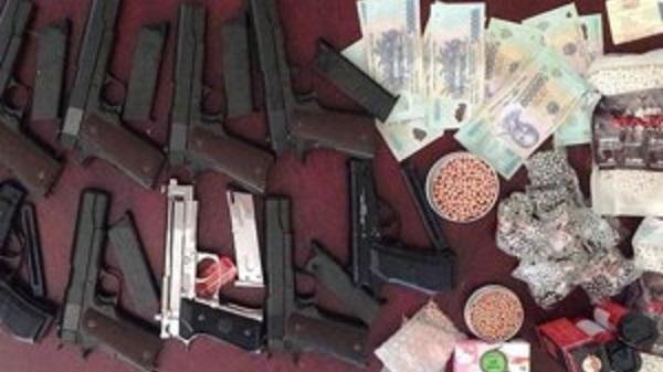 Đắk Lắk: Trung úy công an đột nhập kho vũ khí trộm hàng loạt súng mang bán