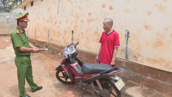 Đắk Lắk: Có 3 tiền án vẫn tiếp tục đi trộm cắp