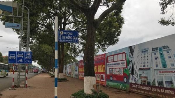 Buôn Ma Thuột: Cho chuyển công năng Khu tứ giác vàng Nguyễn Tất Thành sang phố mua sắm