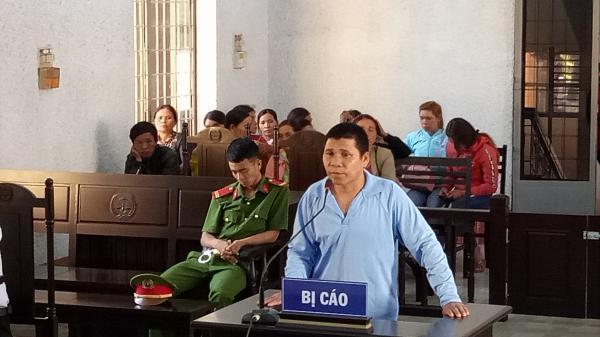 Đắk Lắk: Giở trò đồi bại với bạn của con gái, kẻ thủ ác lãnh 11 năm tù