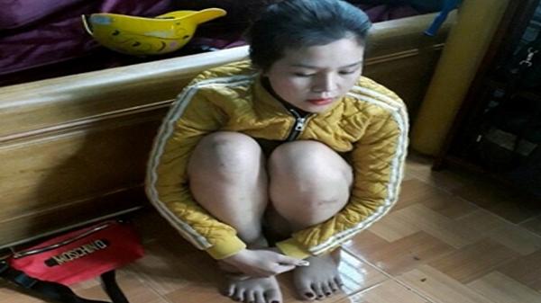 Gia Lai:  Bắt kiều nữ thôn bán thuốc lắc