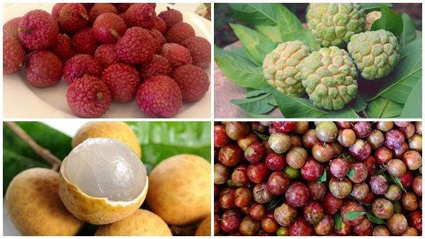 Điểm danh 7 loại quả ăn trong mùa hè có thể khiến cơ thể bạn 'bốc hỏa'