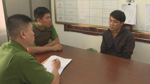 Đắk Lắk: Chạy xe ăn trộm đi bán, bị cảnh sát 113 bắt giữ