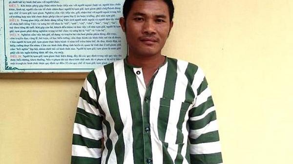 Gia Lai: Bắt một người trộm bò theo lệnh truy nã