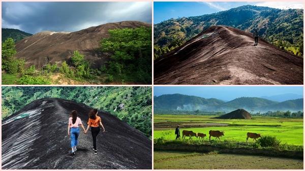 Đến Buôn Ma Thuột chinh phục tảng đá nguyên khối lớn nhất Việt Nam