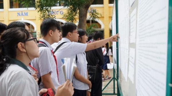 Chính thức công bố điểm chuẩn trúng tuyển vào lớp 10 năm học 2018 -2019 tỉnh Đắk Lắk