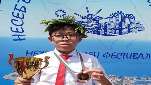 Gia Lai: 1 học sinh đoạt huy chương vàng Toán Quốc tế không biên giới