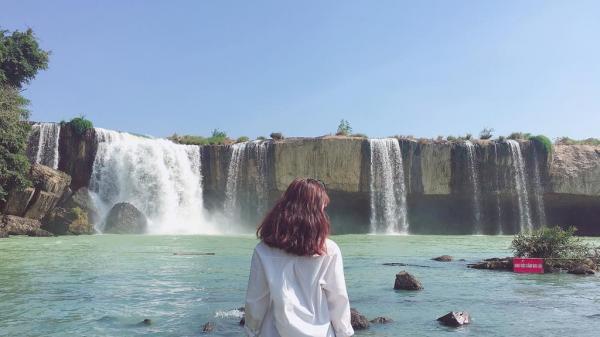 Đắk Lắk nằm trong top 4 thác nước nổi tiếng Việt Nam được giới trẻ check-in hàng loạt