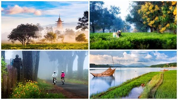 Núi rừng Gia Lai đẹp huyền ảo trong ống kính của nhiếp ảnh gia 9X