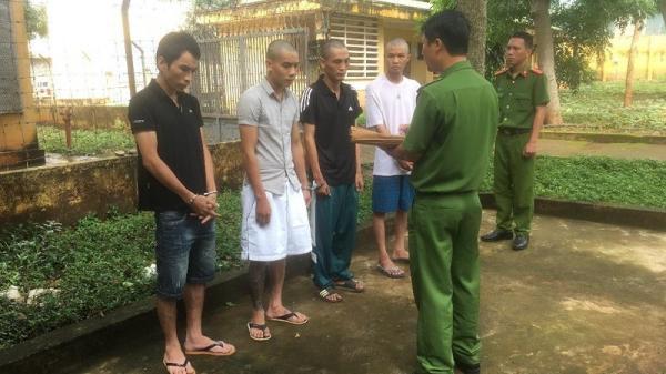 Nhóm thanh niên ở nhiều tỉnh rủ nhau lên Đắk Lắk trộm xe