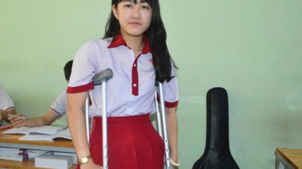Đắk Lắk: Hành trình mới của cô gái bị cưa chân do bác sĩ tắc trách