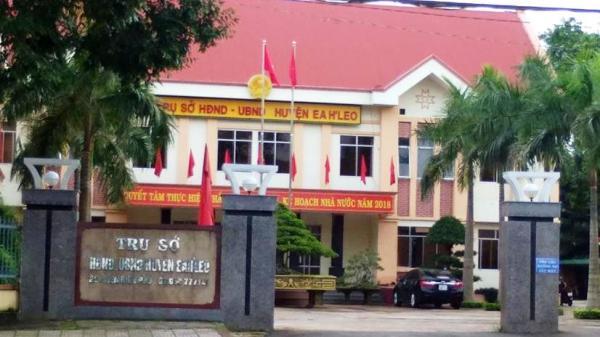 Huyện Ea H'leo (Đắk Lắk): Bỏ quên công chức...