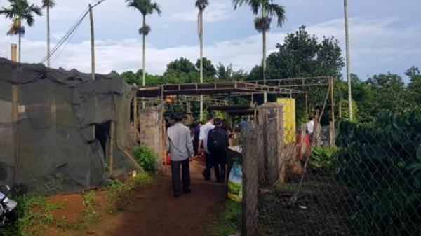 Cán bộ tư pháp treo cổ tự tử ở Đắk Lắk: Tin nhắn cuối